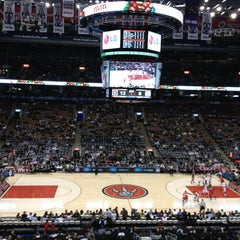 Photo taken at Air Canada Centre by Michelle M. on 4/3/2013