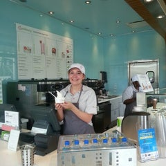 Photo taken at Pinkberry by Truckmen on 4/10/2013