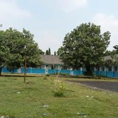 Photo taken at SMA Angkasa Medan by Mulyo S. on 6/28/2013
