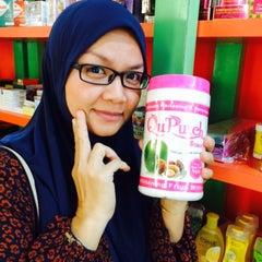 Photo taken at Jaya Hypermart by Azran Malda A. on 1/21/2015