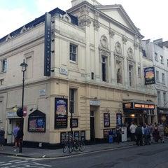Photo taken at Harold Pinter Theatre by Jeremy B. on 7/26/2013