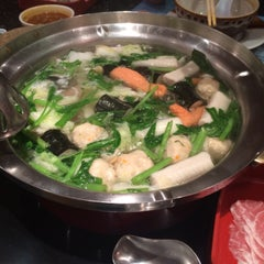 Photo taken at MK (เอ็มเค) by Patsamon B. on 8/12/2015