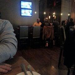 Photo taken at CHOP Steakhouse Bar by Devon A. on 10/26/2012