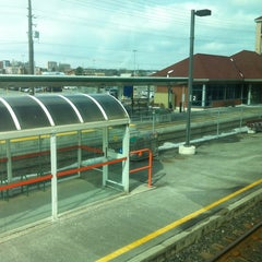 Photo taken at Oakville GO Station by Chris T. on 2/24/2013
