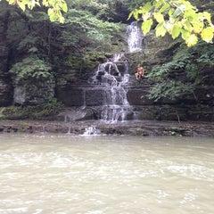 Photo taken at Six Mile Creek by Miriya S. on 9/5/2013