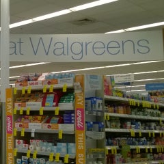 Photo taken at Walgreens by Ryan T. on 6/7/2014