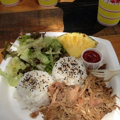 Photo taken at Kono's Big Wave Cafe by Chris K. on 6/24/2013