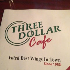 Photo taken at Three Dollar Cafe by Swaine T. on 9/30/2012
