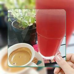 Photo taken at Delish Cafe by PINYAPHAT ^. on 12/21/2012