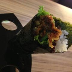 Photo taken at Sakae Sushi by Manja M. on 9/16/2013