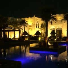 Photo taken at Sharq Village & Spa by Jason J. on 12/1/2014