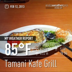 Photo taken at Tamani Kafe by Jerricho G. on 2/12/2013