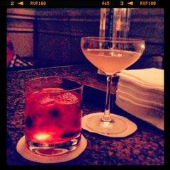 Photo taken at SoHo Grand Hotel Club Room by Sam Z. on 5/9/2013