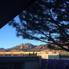 Photo taken at Best Western Plus Boulder Inn by Richard M. on 3/19/2014