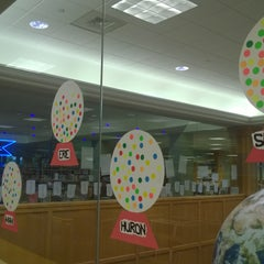 Photo taken at Clinton Macomb Public Library by Craig M. on 7/9/2015