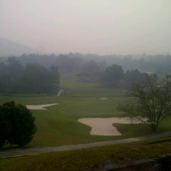 Photo taken at Kinrara Golf Club by Adam S. on 6/24/2013