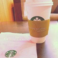 Photo taken at Starbucks by Kira H. on 8/13/2014