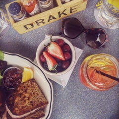 Photo taken at The Drake Hotel General Store by Casie S. on 7/18/2015