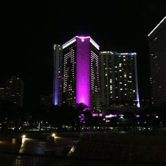Photo taken at InterContinental Miami by Julian B. on 2/15/2013