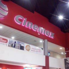 Photo taken at Cinemex by Boc A. on 9/4/2013