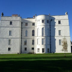 Photo taken at Rathfarnham Castle by Caesar D. on 11/21/2012
