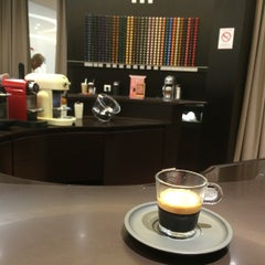 Photo taken at Nespresso Boutique by Dan H. on 9/1/2014