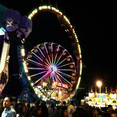 Photo taken at Big Fresno Fair by Yvonne M. on 10/14/2013