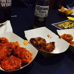 Photo taken at Buffalo Wild Wings by Raj D. on 9/4/2015