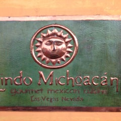 Photo taken at The Original Lindo Michoacan by Tony W. on 7/11/2013