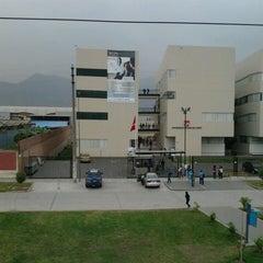 Photo taken at Universidad Privada del Norte - UPNorte by Cesare Enrique on 2/28/2013