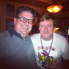 Photo taken at Hudson Yards Cafe by Michael K. on 12/30/2012