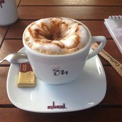 Photo taken at coffeemania by Yağmur A. on 9/6/2013