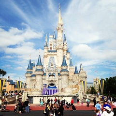Photo taken at Magic Kingdom® Park by Andy C. on 11/13/2013