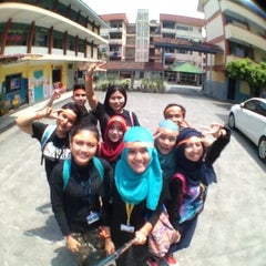 Photo taken at Sekolah Kebangsaan Bangsar by Suzieana Z. on 2/23/2014