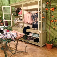 Photo taken at Anthropologie by Ray B. on 7/25/2013