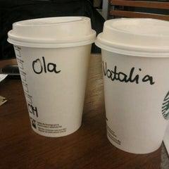 Photo taken at Starbucks by Natalia S. on 9/13/2013