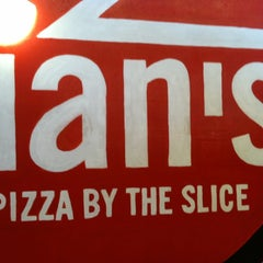 Photo taken at Ian's Pizza by the Slice by Myra on 4/20/2013