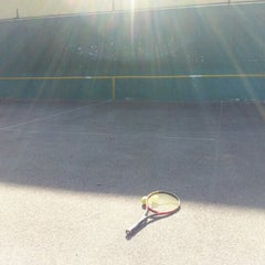 Photo taken at KB Tennis by Martin L. on 6/21/2012