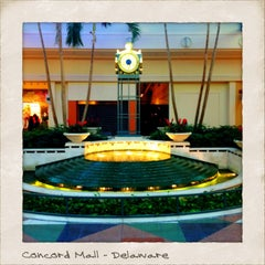 Photo taken at Concord Mall by Paul C. on 2/24/2013