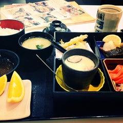 Photo taken at Ichiban Sushi by Trev N. on 2/14/2013
