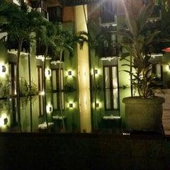 Photo taken at HARRIS Hotel Tuban Bali by Fazil Shahreen A. on 11/19/2014