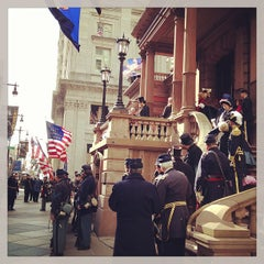 Photo taken at The Union League of Philadelphia by Janelle D. on 2/12/2013