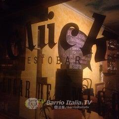 Photo taken at Glück Resto-Bar by barrioitalia.tv G. on 3/15/2014