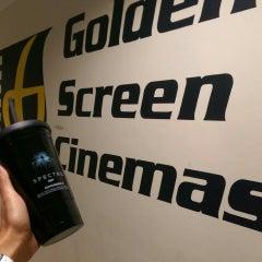 Photo taken at Golden Screen Cinemas (GSC) by Safra S. on 11/21/2015
