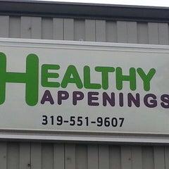 Photo taken at Healthy Happenings Nutrition Club by Dan B. on 9/24/2013
