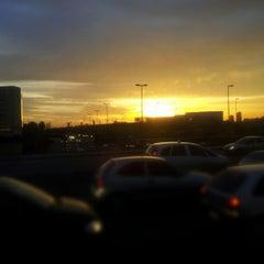 Photo taken at Ponte das Bandeiras by edsonsnogueira on 12/18/2012