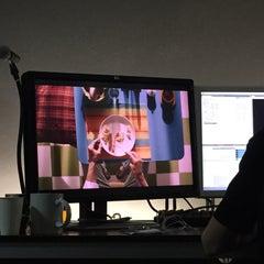 Photo taken at Cinnamon VFX by Liosha V. on 5/26/2015