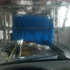 Photo taken at Rosemont Car Wash by Siobhan C. on 4/15/2013