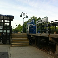 Photo taken at Metro North - Garrison Train Station by Kristofer P. on 6/18/2013
