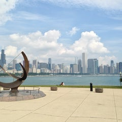 Photo taken at Adler Planetarium by Charlie F. on 7/6/2013